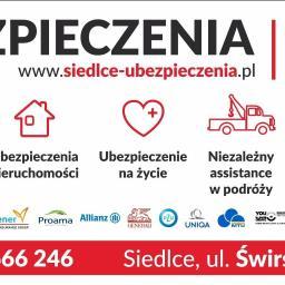 Ariel Przesmycki - Ubezpieczenie firmy Siedlce