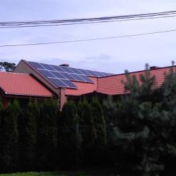 Instalacja fotowoltaiczna 4,5 kWp k Koronowa