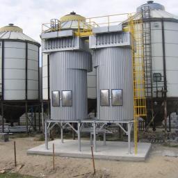 Zakład Techniki Odpylania - Dla przemysłu chemicznego Końskie