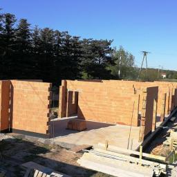 Ornontowice - budynek mieszkalny - ściany nośne 2018r