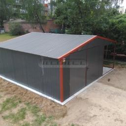Garaże blaszane Mińsk Mazowiecki 6