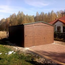 Garaże blaszane Mińsk Mazowiecki 13