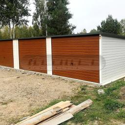 Garaże blaszane Mińsk Mazowiecki 14