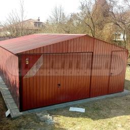 Garaże blaszane Mińsk Mazowiecki 17