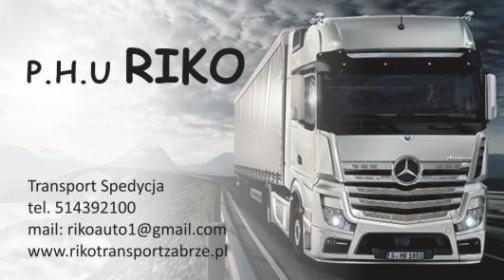Transport ciężarowy krajowy Zabrze