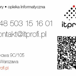 IT PROFI - Programista Warszawa