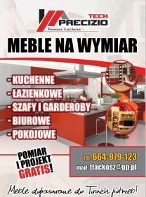 Precizio-Tech - Wyposażenie wnętrz Płock