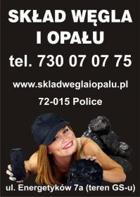 Skład Węgla i Opału Zenon Górski - Pellet Drzewny Police