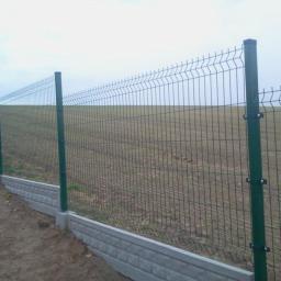 MARKADEX - Montaż ogrodzenia Buk