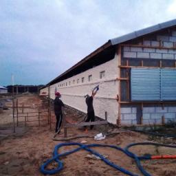 Termoizolacja budynków gospodarczych