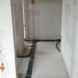 instalacja elektryczna w domu jednorodzinnym