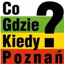 CoGdzieKiedy Poznań - Tworzenie Portali www Poznań