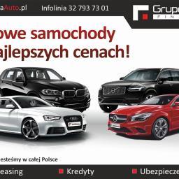 Grupa Auto Finanse Oddział Warszawa - Leasing samochodu Warszawa