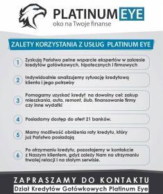 Platinum Eye Spółka z o.o. - Firma audytorska Wrocław