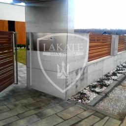 Lakate Sp. z o.o. - Bramy Wjazdowe Kute Boleń