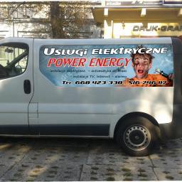 Power Energy - Montaż oświetlenia Jarocin