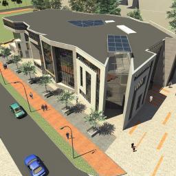 Pracownia architektoniczna PANDORA - Budownictwo Żnin