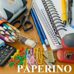 Sklep papierniczy, akcydensy, gry i zabawki dla dzieci - PAPERINO - Kołobrzeska 13 Olsztyn - Kosze Prezentowe Olsztyn
