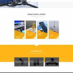 Strona z katalogiem produktów