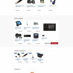 Zaawansowany sklep internetowy z elektroniką