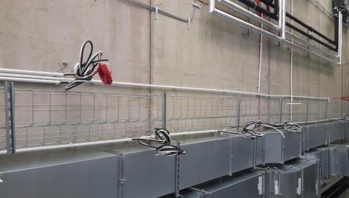 ITE instalacje - Wyburzanie Ścian Wrocław