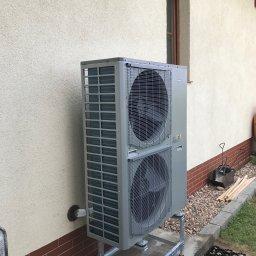 Powietrzna pompa ciepła NIBE SPLIT AMS 10-16