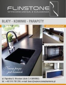 Mateusz Ściwiarski FLINSTONE Wykończenia Z Kamienia - Kamień Wrocław