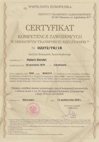 Rob Express Robert Skindel - Usługi Przeprowadzkowe Gdańsk