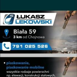 PHU Łukasz Lekowski - Transport samochodów Chojnów