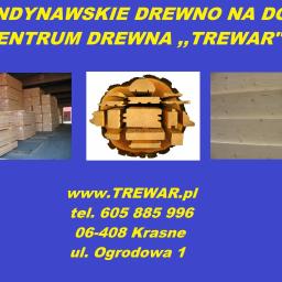Trewar - Pokrycia dachowe Krasne