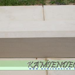 Przęsło ogrodzeniowe do słupów 90cm/30cm/25cm