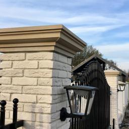Kamien Decor - Ogrodzenia betonowe Jastrzębie-Zdrój