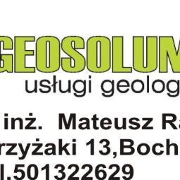 Usługi Geologiczne GEOSOLUM Mateusz Rachwalski - Badanie Gruntu Bochnia