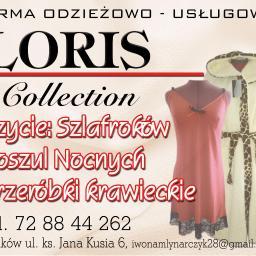 Loris Collection Iwona Młynarczyk - Szwalnia Kraków