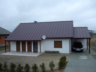 DOM-LET Usługi Ciesielskie Roman Ryżak - Budowa domów Bolewice