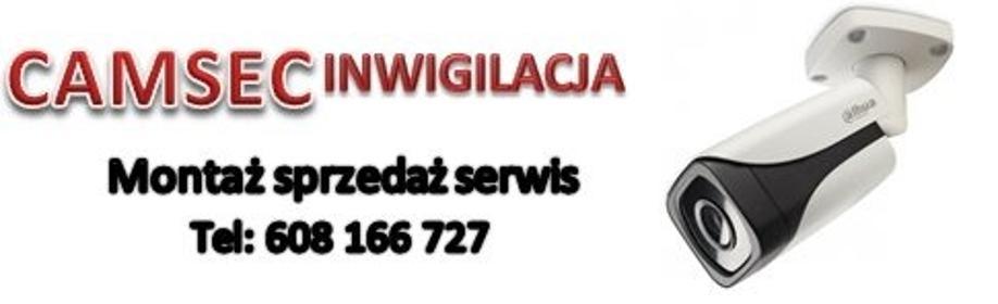 CAMSEC - Alarmy Wałcz
