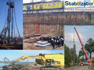 Stabilizator Fundamenty Sp. z o.o. - Roboty ziemne Gdańsk