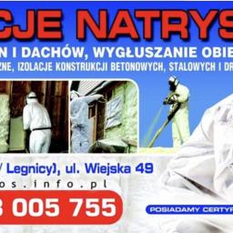 SYNTHOS GROUP Sp. z o.o. - Ocieplanie Pianką PUR Rzeszotary