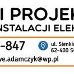Usługi projektowe - Projektant instalacji elektrycznych Słupca
