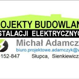 Projekty Budowlane Instalacji Elektrycznych - Projekty Elektryczne Słupca