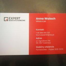 Biuro Rachunkowe Expert Anna Waloch - Prowadzenie Ksiąg Rachunkowych Trzebnica