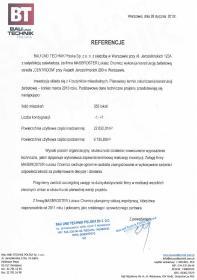 BET-SYSTEM Sp. z o. o. - Budowa domów Regimin