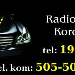 Radio taxi korona tel.19199 - Przesyłki Kurierskie Kielce