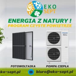EKO-SEPT - Klimatyzacja Ruda Śląska
