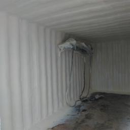 Nowe wyzwanie - ocieplenie kontenera