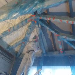 Crossin Attic Soft - izolacja połaci dachowych poddasza z zabezpieczeniem ozdobnej podkonstrukcji dachu