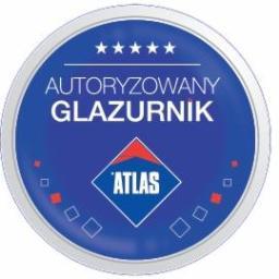 Autoryzowany glazurnik Atlas
