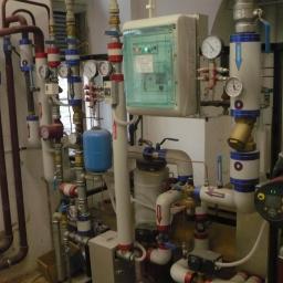 Usługi wod-kan, centralnego ogrzewania i gazowe - Instalacje sanitarne Rejowiec Fabryczny