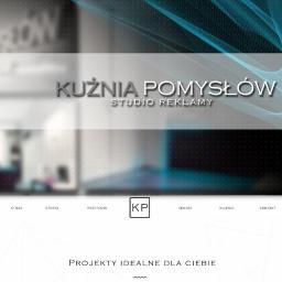Kuźnia -Pomysłów - Projektowanie logo Szczecin
