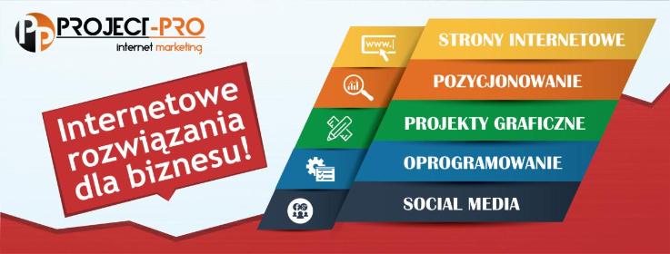 Project-Pro Sp. z o.o. - Pozycjonowanie stron Rzeszów